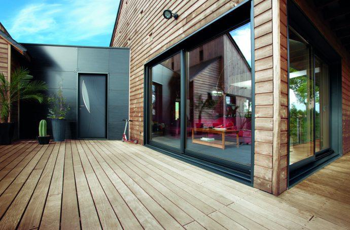 modern co fen tre porte volet saumur angers et tours. Black Bedroom Furniture Sets. Home Design Ideas