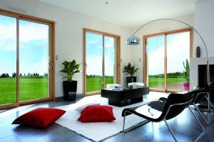 fenêtre bois 49