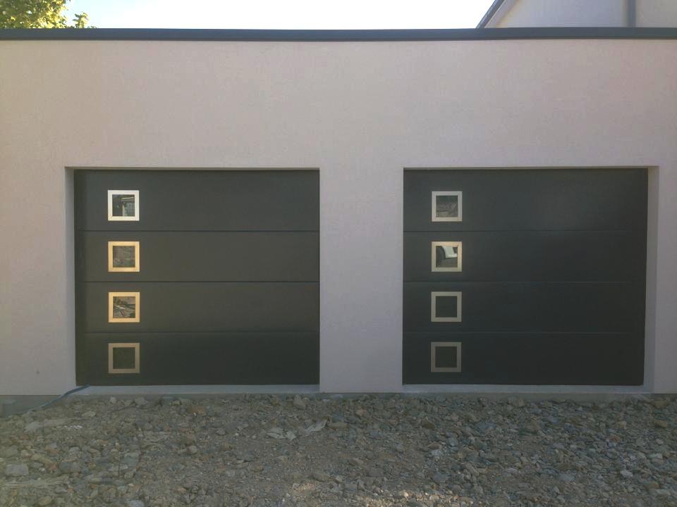 Portes de garage angers saumur tours et bressuire - Porte de garage electrique ...