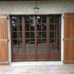 Porte-fenêtres 3 vantaux